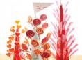 imagen Centro de mesa con dulces