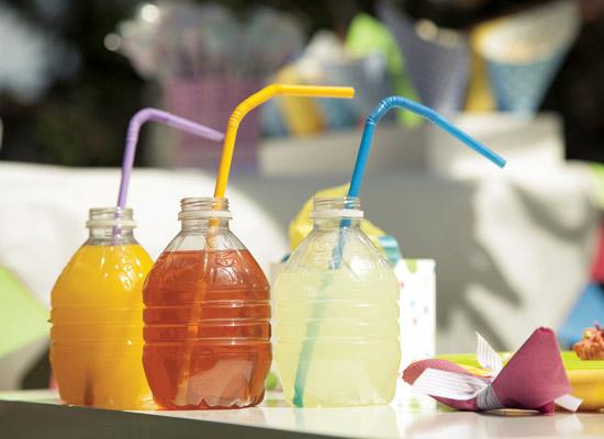 Colorida y divertida decoración para fiestas de niños2