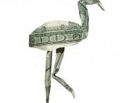 imagen Origami: formas increibles billete de un dólar – Primera Parte