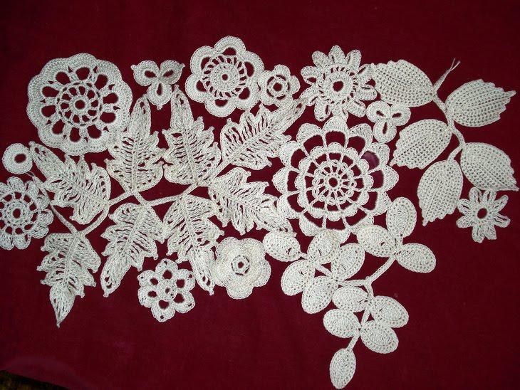 Tejido a crochet: vestido de novia Artículo Publicado el 12.01.2011 ...