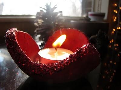 Porcelana fría Adorno romántico con forma de corazón7