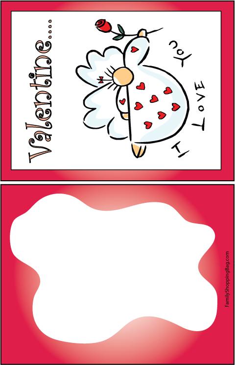 Lujo Libre Para Imprimir Día De San Valentín Hojas Para Colorear ...