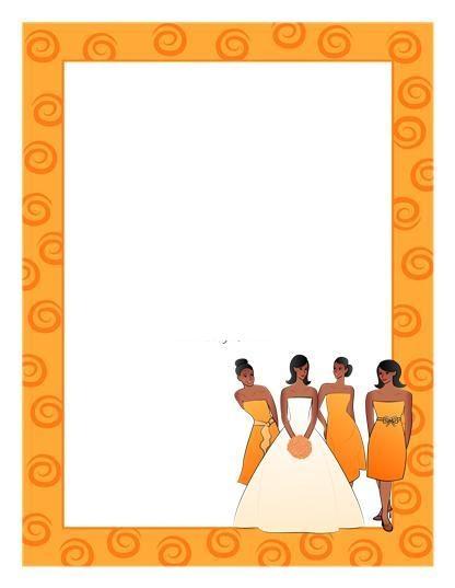 Tarjetas de despedida de soltera para imprimir - Guia de MANUALIDADES