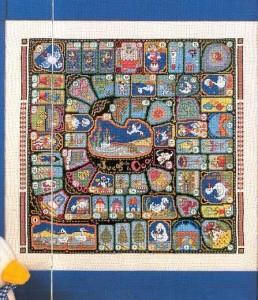 El Juego de la Oca en punto cruz-01
