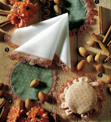 Puntillas a crochet para decorar tus creaciones1