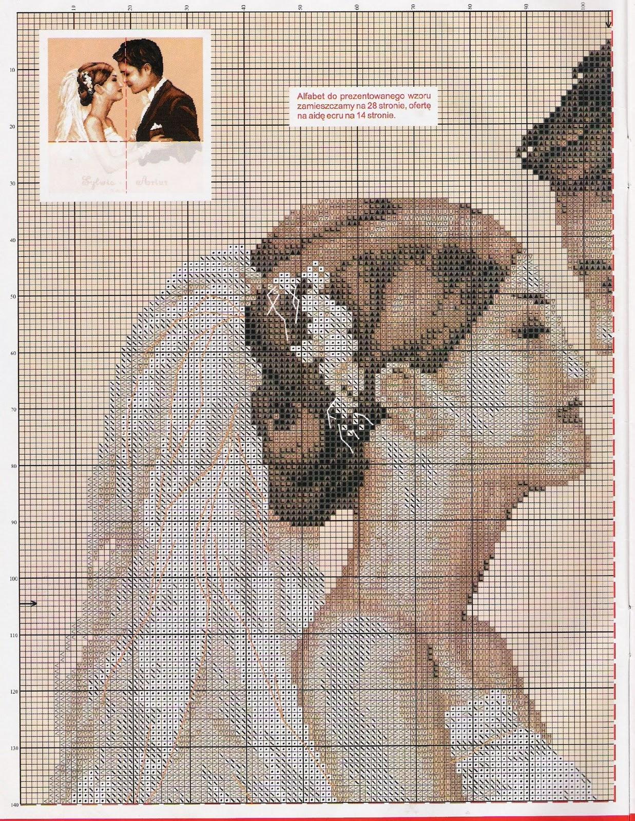 Программа как сделать из фото схему для вышивки крестом