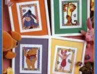 imagen Winnie Pooh y sus amigos para tejer