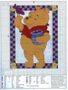 Winnie Pooh y sus amigos para tejer5