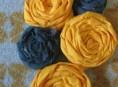 imagen Aprende a hacer rosas de tela