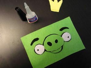 Haz tu funda de Angry Birds2