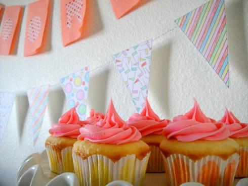 Decoración de fiestas para imprimir y colorear3