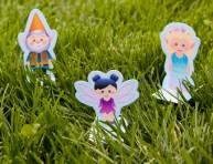 imagen Personajes míticos para imprimir y jugar