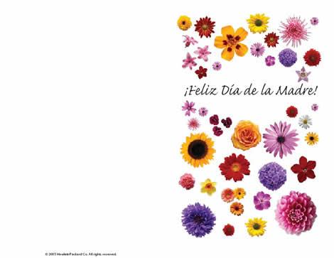 Tarjetas Para Imprimir Del Dia De La Madre Guía De