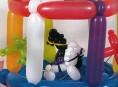 imagen Calesita realizada con globos