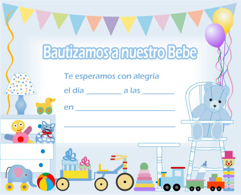 Mi Bautizo Invitaciones Para Imprimir Gratis Icard Ibaldo Co