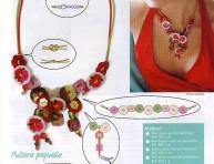 imagen Manualidades con abalorios y botones: collar y pulsera