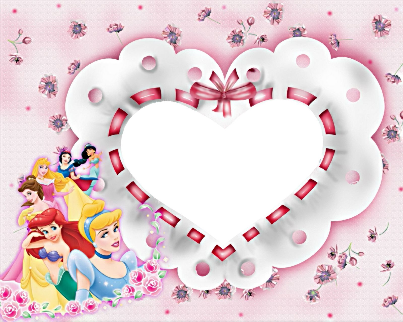 Fiestas Infantiles, Princesas de Disney, Princecitas