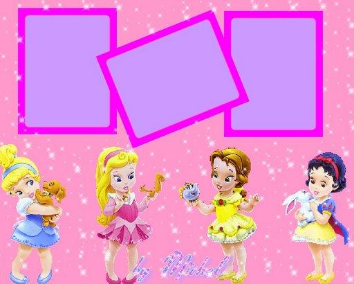 Tarjetas de las Princesas de Disney para personalizar - Guía de ...