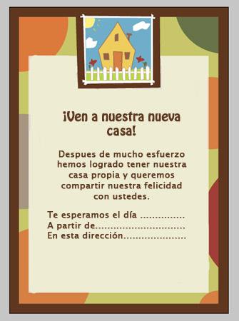 Tarjeta gratis para imprimir para la bienvenida al nuevo hogar