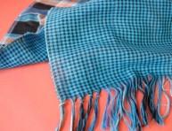 imagen Bufanda de tela para la lucirte