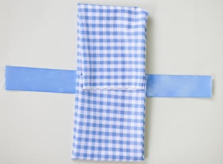 Detalle con servilletas - Paso 2