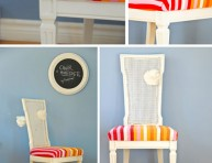 imagen Manualidades de reciclado: transforma una vieja silla