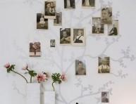 imagen Árbol familiar para decorar tu recibidor