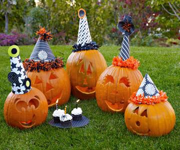 Feliz Halloween-Cumpleaños
