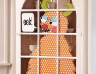 imagen Halloween: monstruo para decorar las puertas