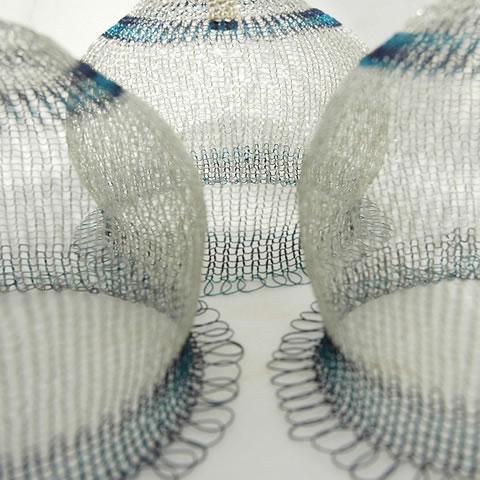 Tejido a Crochet con Alambre