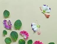 imagen Bricolaje: Una belleza sólo con flores