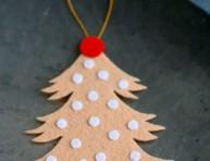 imagen Arbol navideño nevado