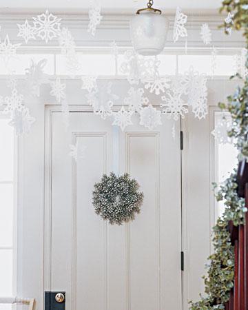 Decora tu Entrada para Navidad