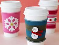 imagen Funda reutilizable para tu taza de café