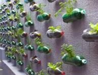 imagen Un jardín artístico y reciclado