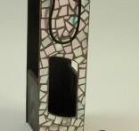imagen Bolsa navideña en mosaico