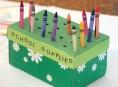 imagen Caja porta crayones