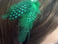 imagen Diadema de plumas