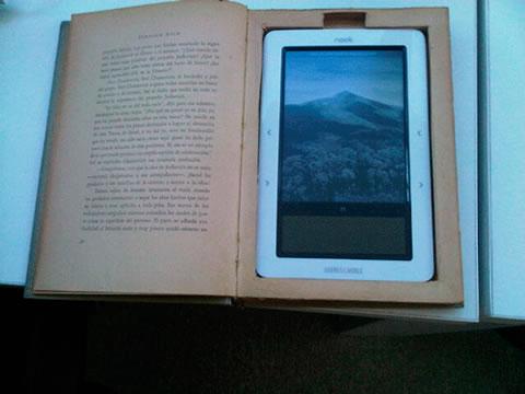 Funda para ebook o ereader muy original gu a de manualidades - Fundas para ebook ...