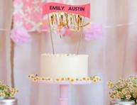 imagen Pancarta para la tarta