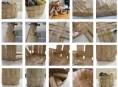 imagen Canasta para lanas con bolsas de papel