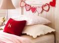 imagen Guirnalda de corazones para San Valentín