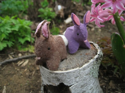 Conejo de pascuas para hacer en casa - Guía de MANUALIDADES