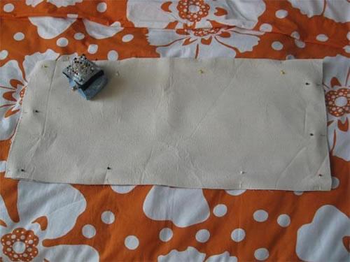 Cubremacetas de tela paso a paso gu a de manualidades - Manualidades en tela paso a paso ...