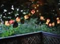 imagen Origami: guirnalda con luces