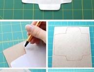 imagen Sobres de papel para tarjetas