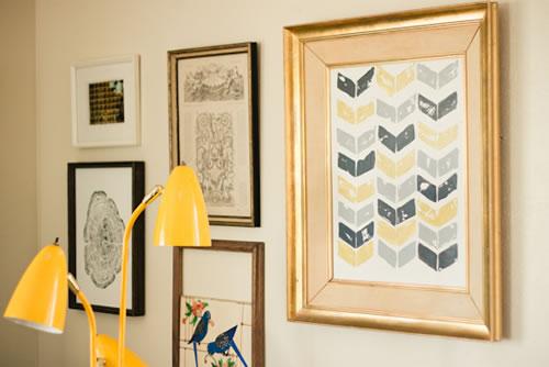 Manualidades de cuadros decorativos imagui - Disenos de cuadros ...