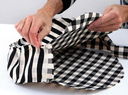 Cojines redondos para tu recibidor gu a de manualidades - Cojines redondos ...