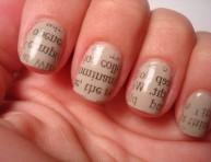 imagen Las noticias en tus uñas