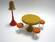 imagen Cómo hacer muebles para muñecas